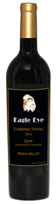 Eagle Eye Estate Cabernet Franc 2012 Image