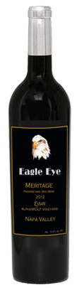 Eagle Eye Estate Proprietary Red Blend 2012 Image