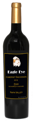 Eagle Eye 2013 Cabernet Sauvignon Estate