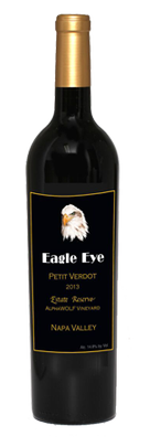 Eagle Eye 2013 Estate Petit Verdot