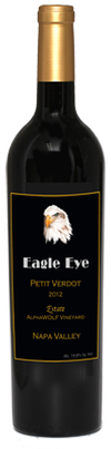 Eagle Eye Estate Petit Verdot 2012