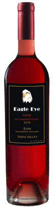 Eagle Eye Estate Cabernet Franc Rosé 2015