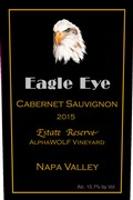 Eagle Eye 2015 Estate Reserve Cabernet Sauvignon
