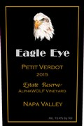 Eagle Eye 2015 Estate Reserve Petit Verdot