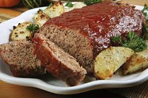 WOLF'S MEATLOAF